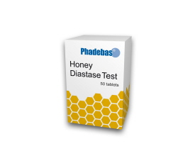 Phadebas Honey Diastase Test, 50 tablets